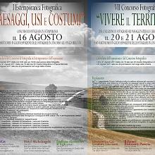"""Manifesto Estemporanea e Concorso Fotografico """"Vivere il Territorio"""" 2011"""