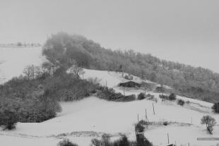 Inverno 2017 - Sito nel territorio del Comune di San Bartolomeo in Galdo BN Italy.